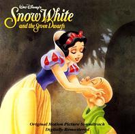 Angielskie wydanie CD z oryginalną ścieżką dźwiękową do filmu Królewna Śnieżka i siedmiu krasnoludków (Pickwick DSTCD 472)