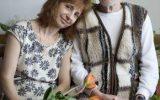 Pan Mariusz Kuczyński z żoną, panią Urszulą Ziarkiewicz-Kuczyńską